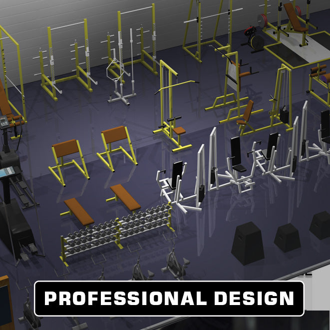 Professional Weightroom Design