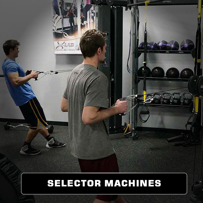Selector Machines