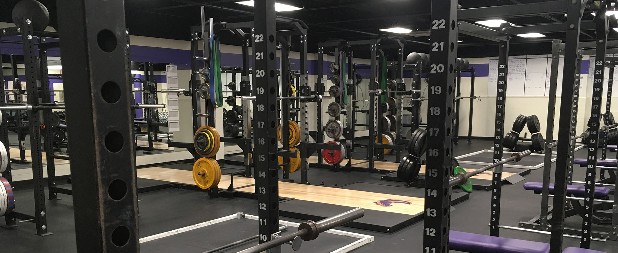 BFS - 40 Years Strong – Weight Room Equipment | Bigger Faster Stronger