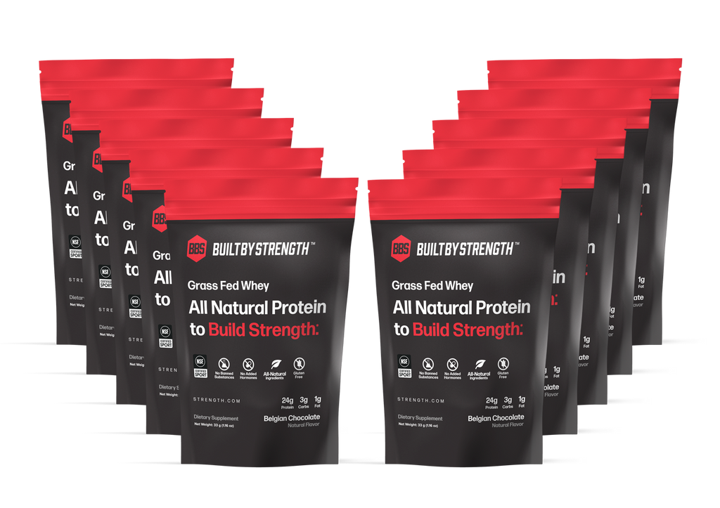 Grass-Fed Whey Protein Sample Pack