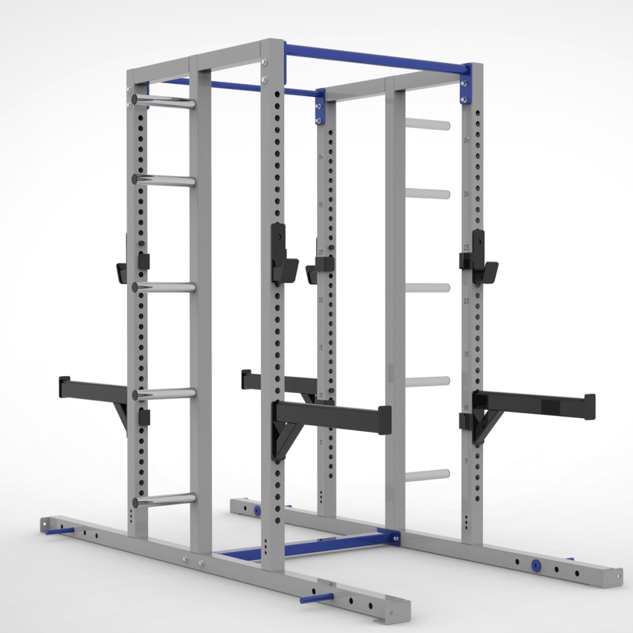Spartan Double Half Rack