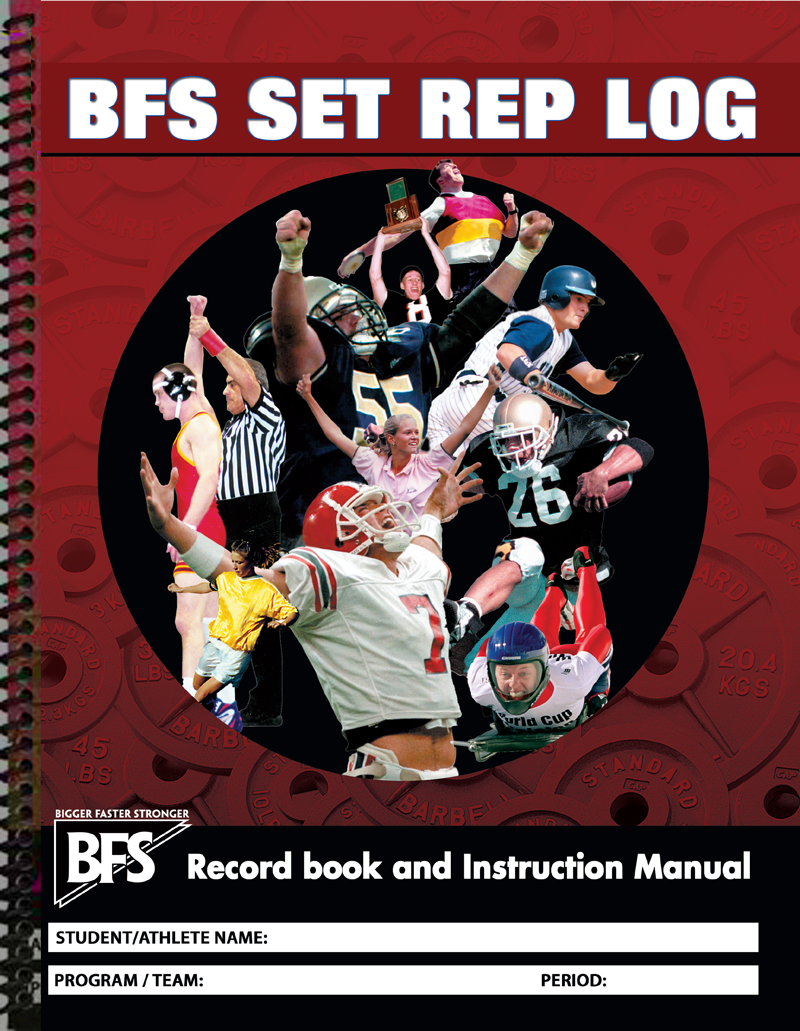 BFS Set-Rep Log Book