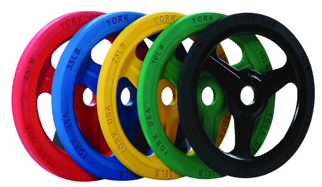 Bumper Grip Plate - Color - York