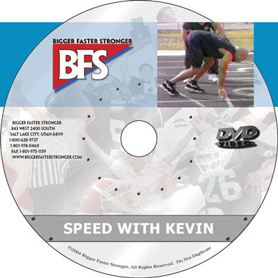 Video - Speed For Football with Kevin Devine