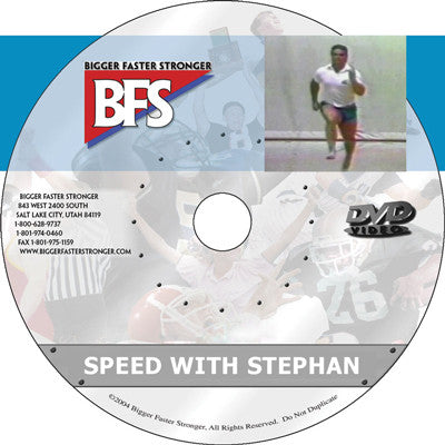 Video - Speed with Stefan Fernholm