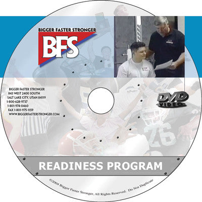 Video - The Readiness Program