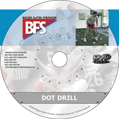 Video - The BFS Dot Drill