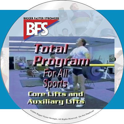 Video - BFS Total Program