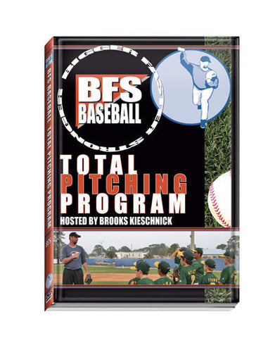 BFS Baseball Total Pitching DVD video