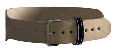 Color Coded 4 Inch Belt