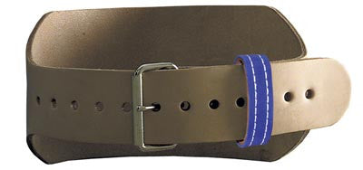 Color Coded 6 Inch Belt
