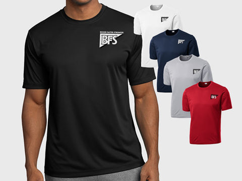 Men's performance Shirt (Short Sleeve, Loose Fit) - ST350