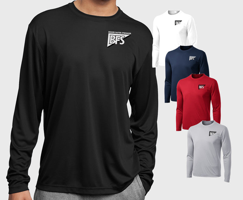 Performance Shirt (Long Sleeve, Loose Fit) - ST350LS