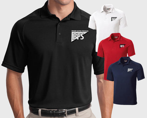 Men's Performance Polo (Polyester) - T475