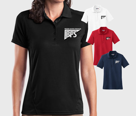Ladies Performance Polo (Polyester) - L475