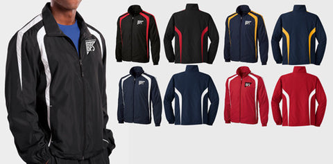 Adult Warm Up Jacket (Polyester) - JST60