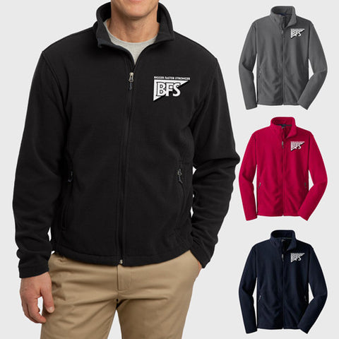 Full Zip Fleece Jacket - F217