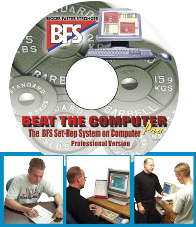 Beat The Computer Pro ® Software