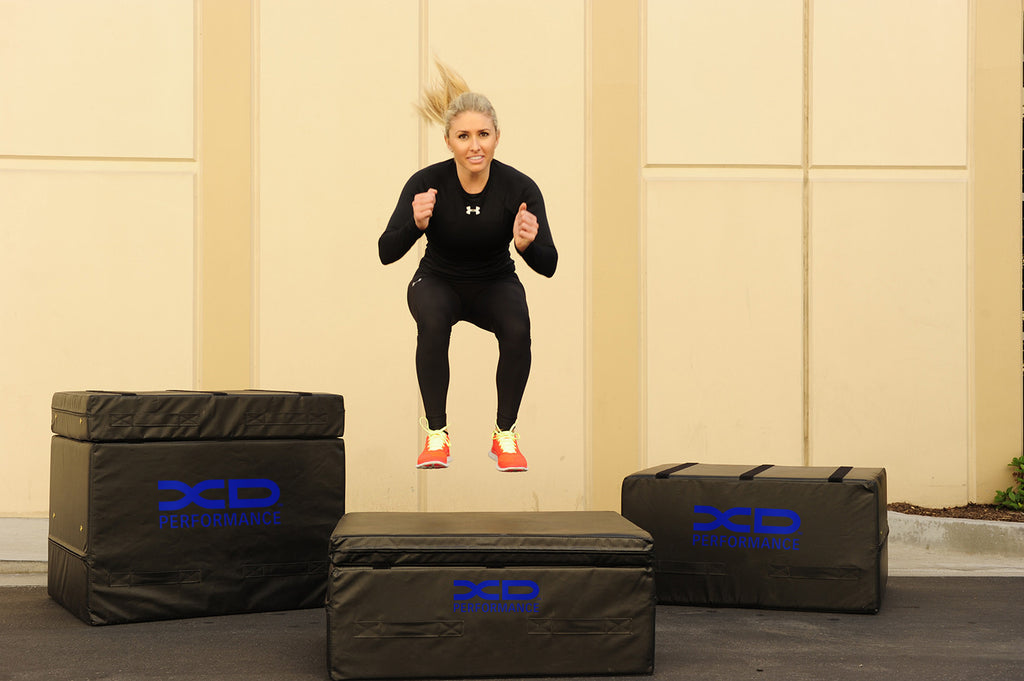 XD Foam Plyo Box