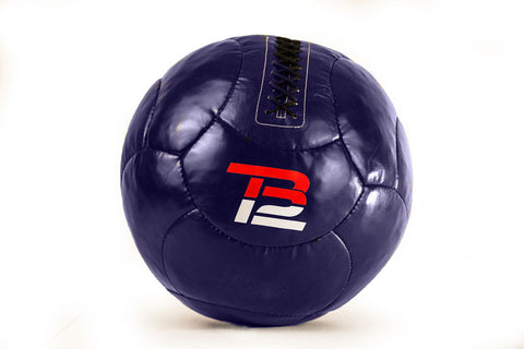 TB12 Artificial Leather Med Ball