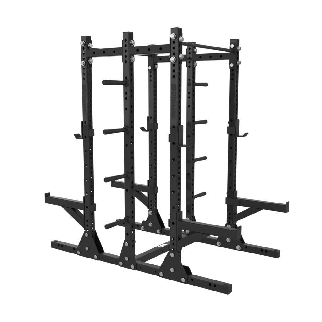 "BFS - ELITE RACK- DOUBLE HALF 3""X3"""