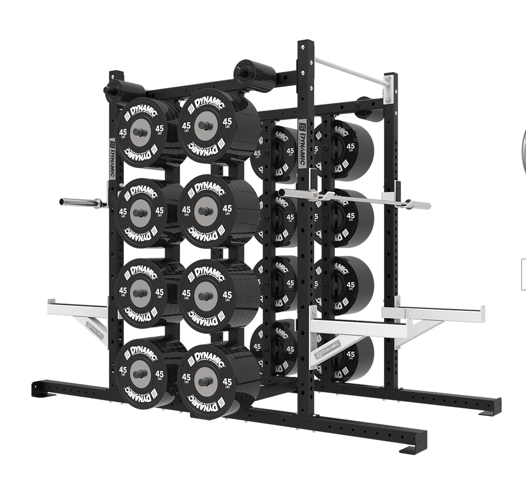 Titan G2 8' Double Half Rack