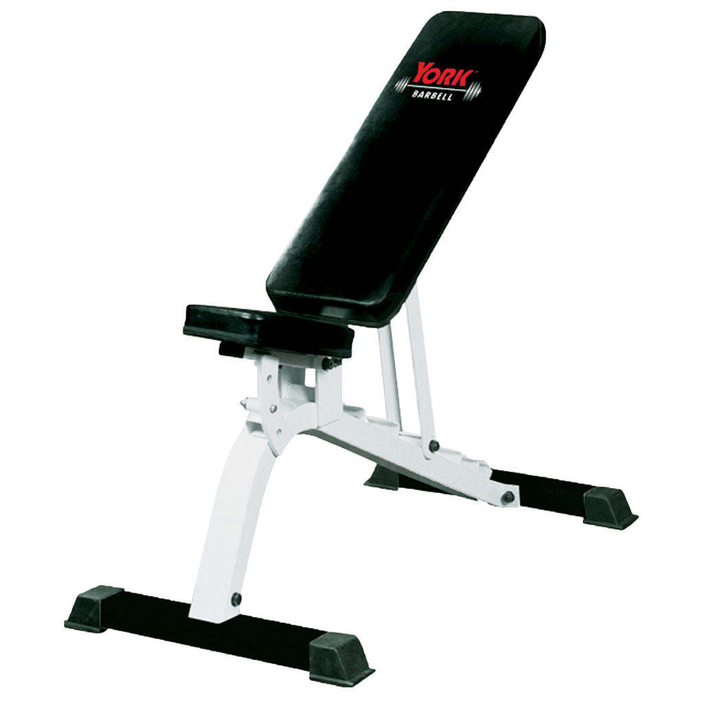 FTS Flat-to-Incline Utility Bench - York