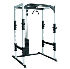FTS 200 lb Weight Stack Conversion Kit for Power Cage and Lat Machine - York