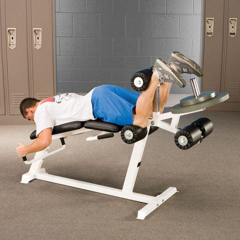 Plate Loaded - Leg Curl and Extension