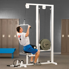 Plate Loaded - Lat Pull Down