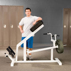 Plate Loaded - Incline Lever Row