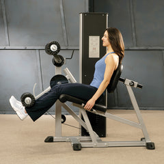 Selector 2-in-1 - Leg Extension / Leg Curl