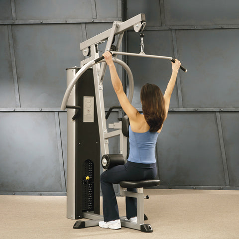 Selector 2-in-1 - Lat Pull / Vertical Row