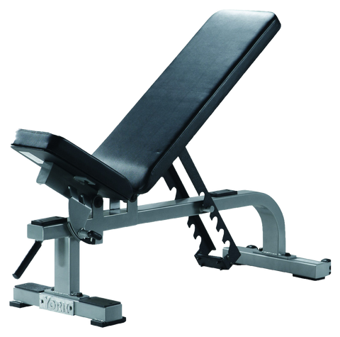 ST Flat-to-Incline Bench - York