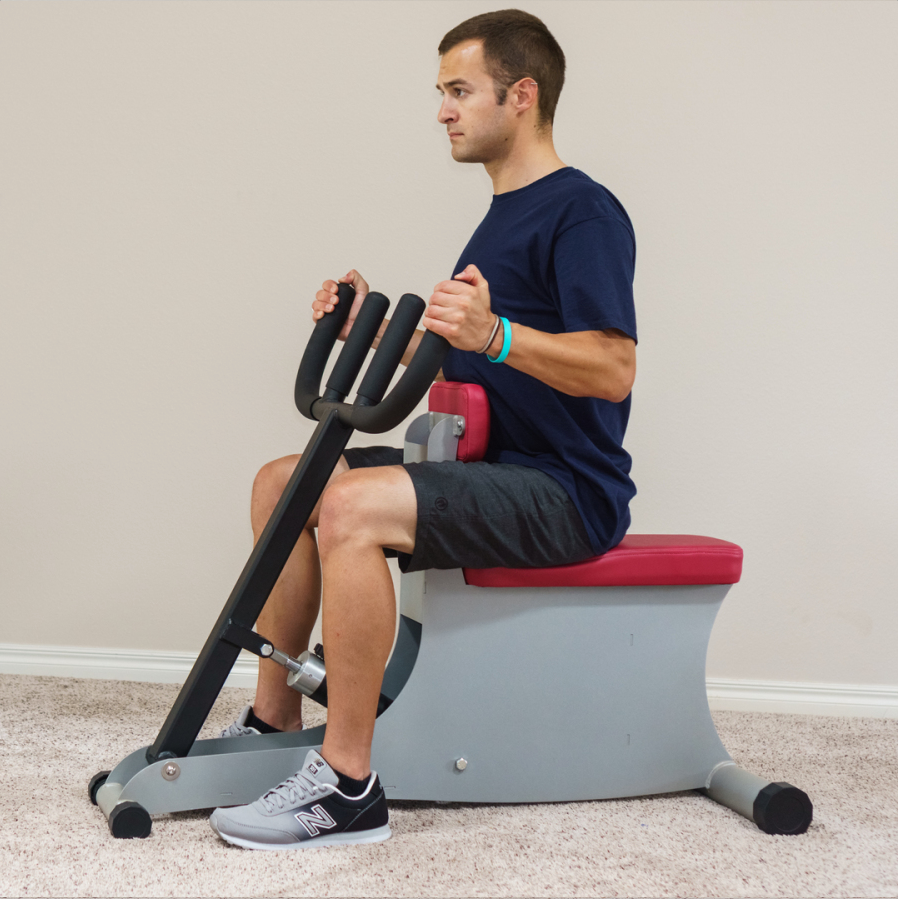AeroStrength Chest - Seated Row