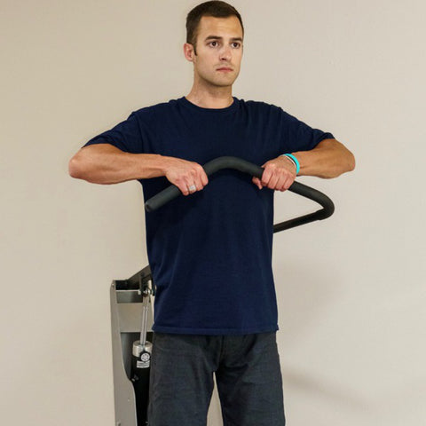 AeroStrength Upright Row - Tricep Press