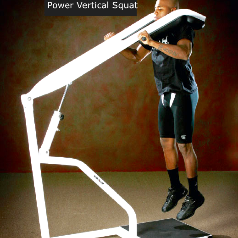 AeroStrength Vertical Squat