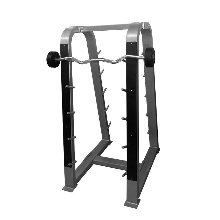 Cemco 10 Pair Barbell Rack