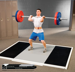 Elite Plus and Elite Competition Power Clean Platform (8' x 8')