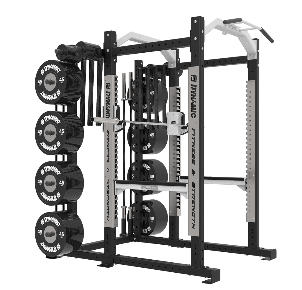 Ultra Pro 8' Power Rack