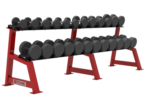 Ultra Pro 2-Tier Pro Style Dumbbell Rack