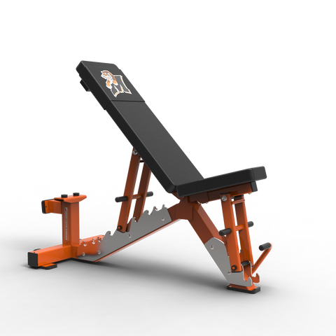 BFS - PRO LINE STAND UP BENCH