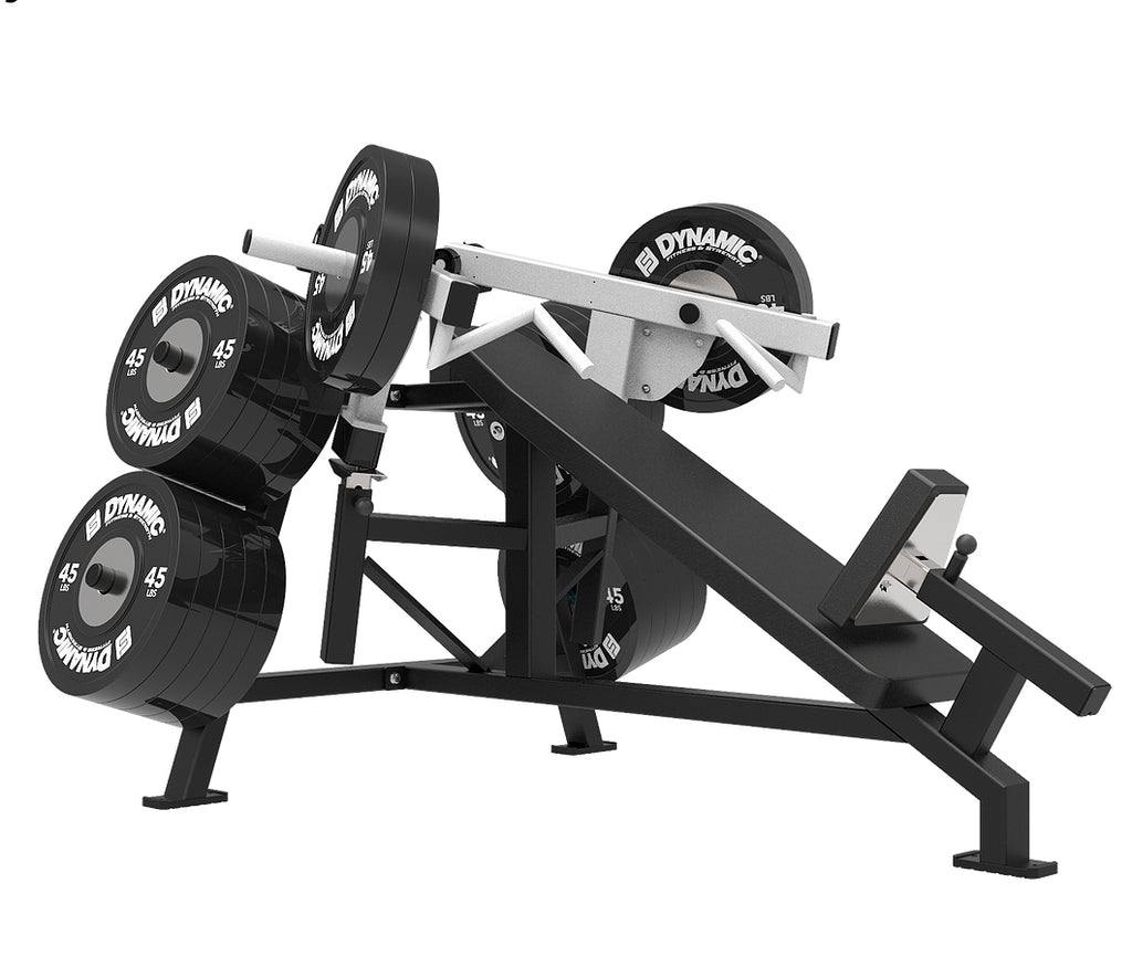 Ultra Pro Bilateral Converging Incline Chest Press - Plate Loaded by Rae Crowther