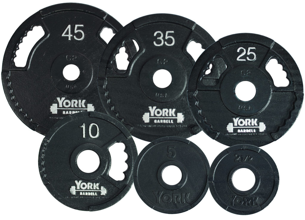 G-2 Cast Iron Olympic Plate - York