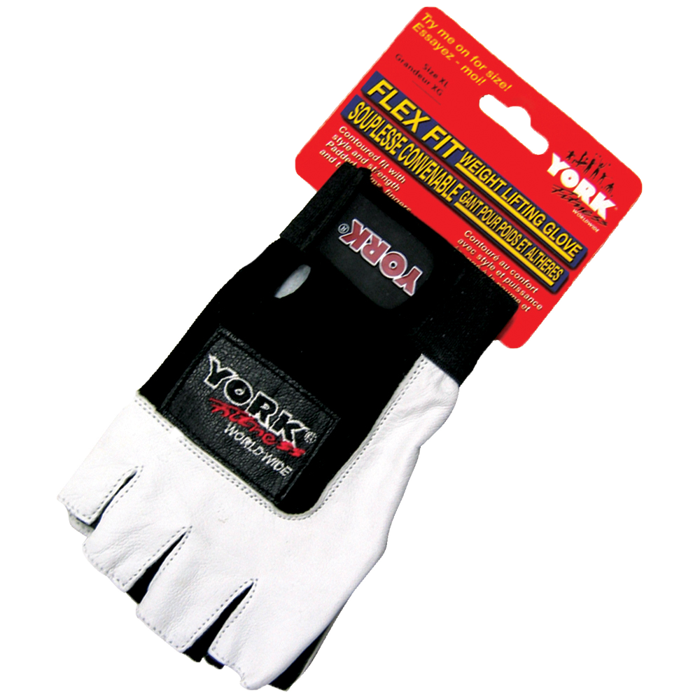 Flex Fit Weight Lifting Glove - York