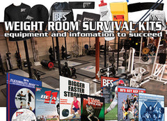 Weight Room Survival Kit