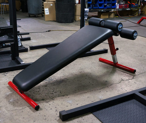 Speciality - Adjustable Decline Bench