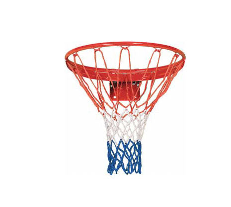 Basketball Net-Red/White/Blue B2
