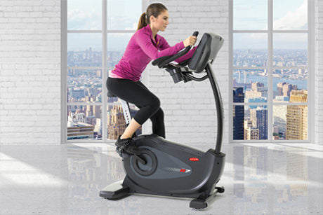 CIR-UB7000e-C Upright Bike