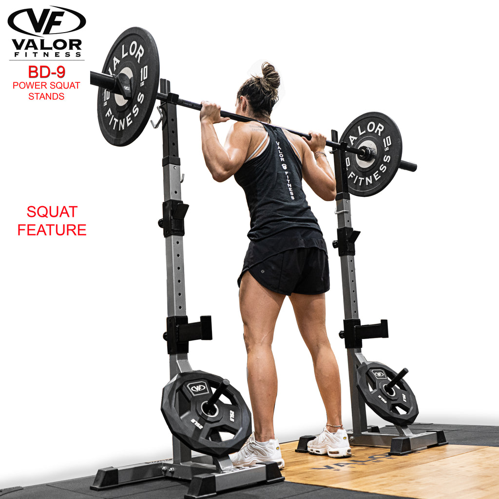 Power Squat Stands
